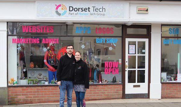 Dorset Web Agency Gillingham Office