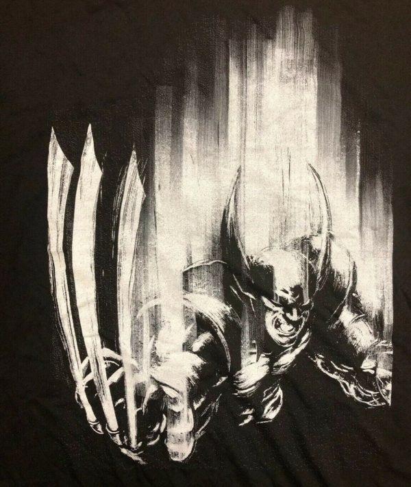 Marvel Wolverine T-shirt